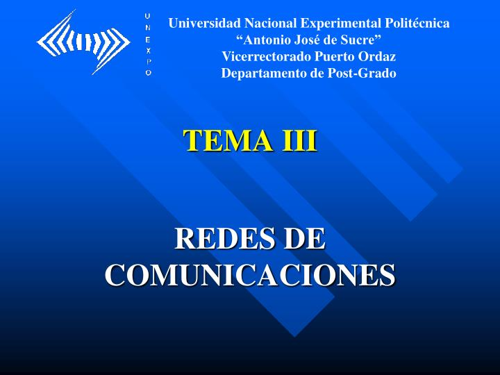 Universidad Nacional Experimental Politécnica