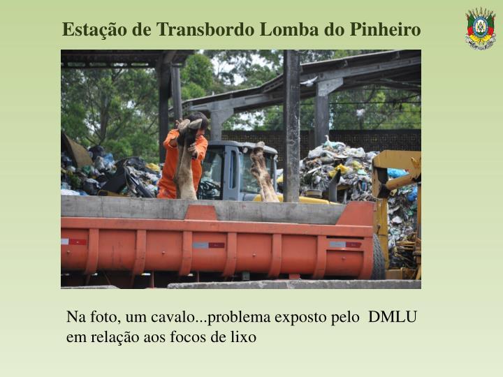Estação de Transbordo Lomba do Pinheiro