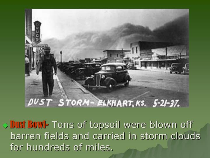 Dust Bowl-