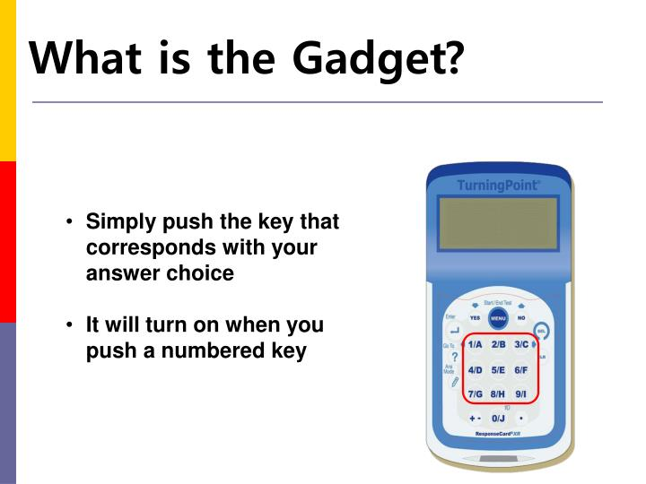 What is the Gadget?