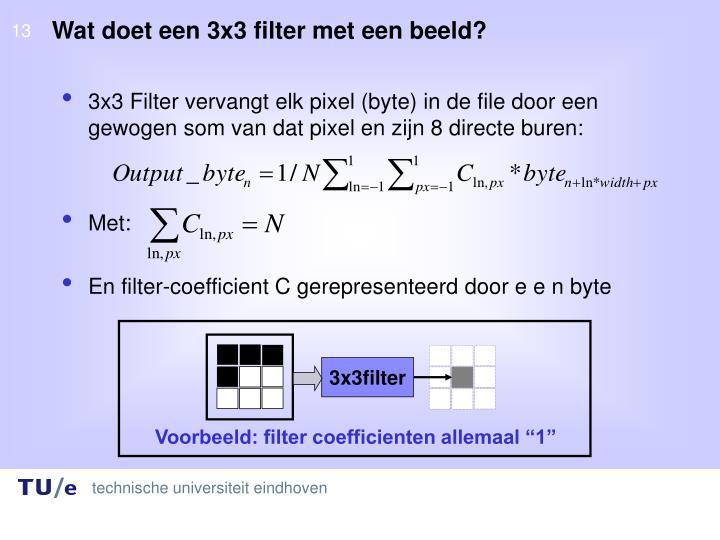 3x3filter