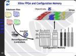xilinx fpga and configuration memory