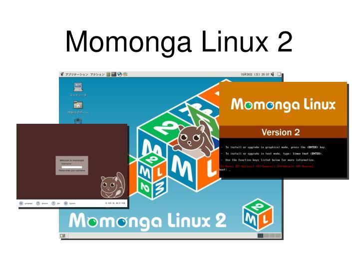 Momonga Linux 2