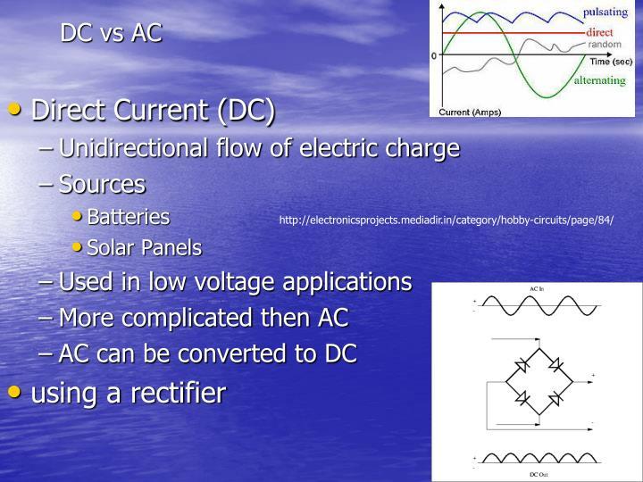 DC vs AC