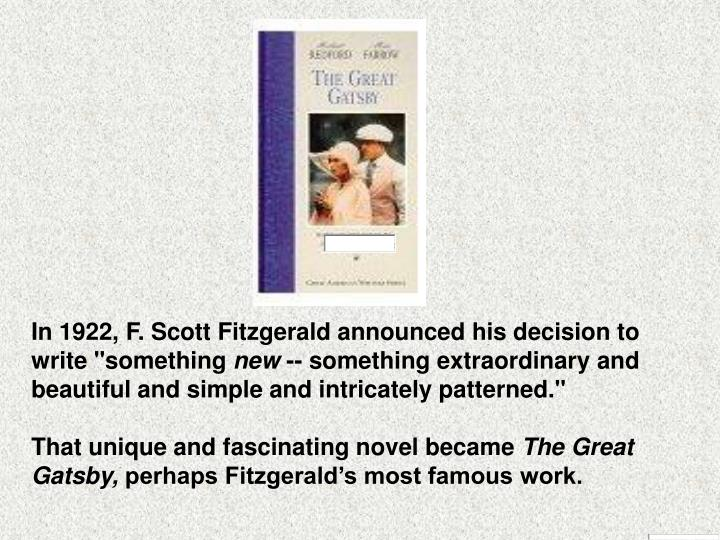 the rise and fall of jay gatsby in the great gatsby by f scott fitzgerald Free download the great gatsby - francis scott fitzgerald epub  jay gatsby embodies some of fitzgerald's  gatsby's rise to glory and eventual fall from.