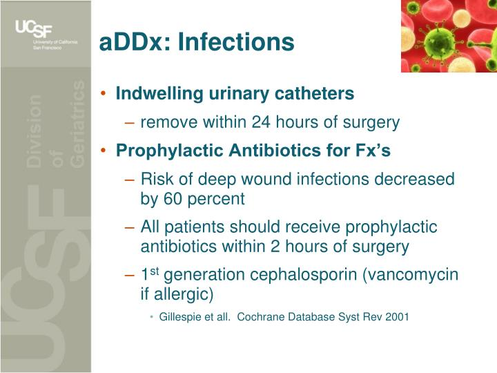 aDDx: Infections