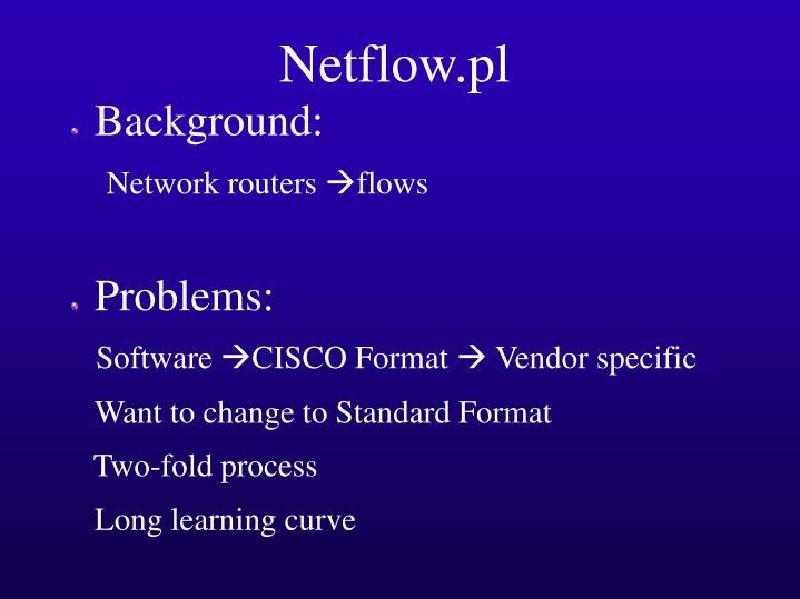 Netflow.pl