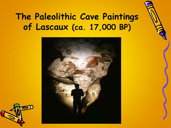 The Paleolithic Cave Paintings of Lascaux