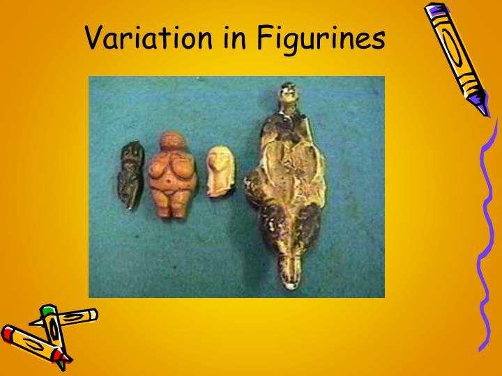 Variation in Figurines