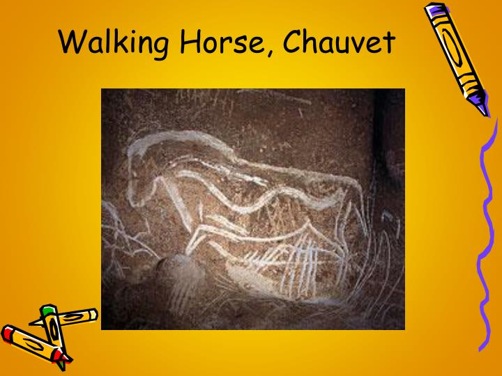 Walking Horse, Chauvet