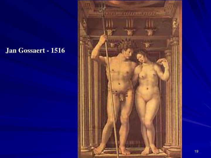 Jan Gossaert - 1516