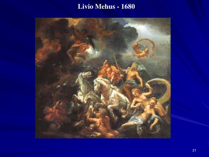 Livio Mehus - 1680