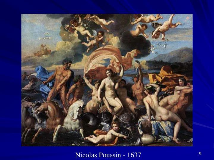 Nicolas Poussin - 1637