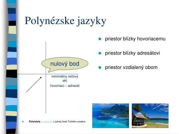 Polynézia