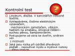 kontroln test1