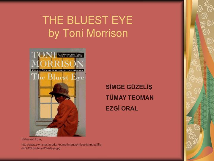 a bout with self hatred in the bluest eye by toni morrison Toni morisson's the bluest eye an eleven-year-old black girl who is trying to conquer a bout with self-hatred in the bluest eye, toni morrison tells.