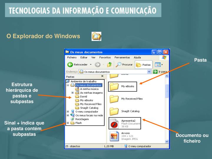 O Explorador do Windows