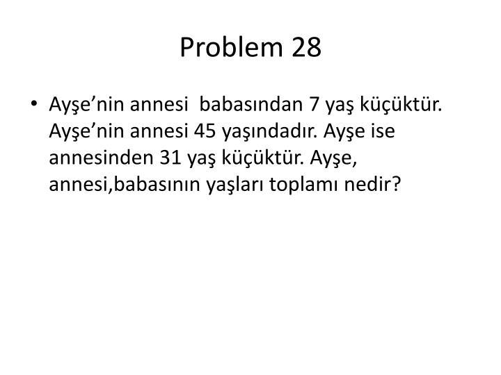 Problem 28