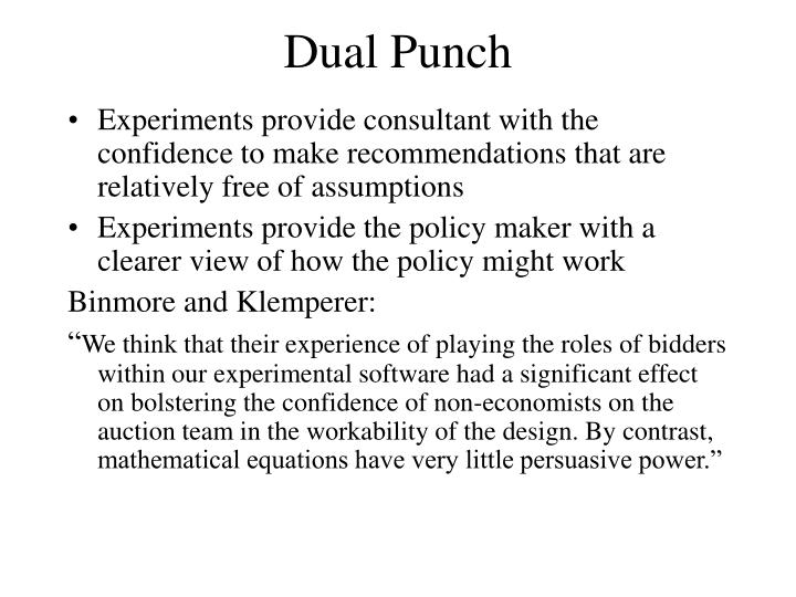 Dual Punch