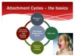 attachment cycles the basics1