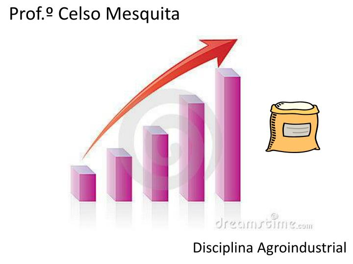 Prof celso mesquita