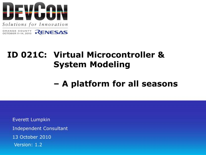 ID 021C:Virtual Microcontroller &