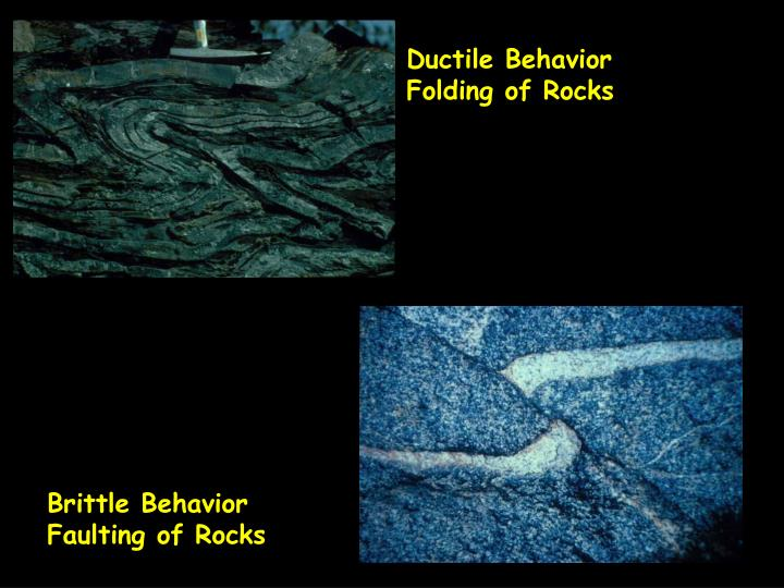 Ductile Behavior