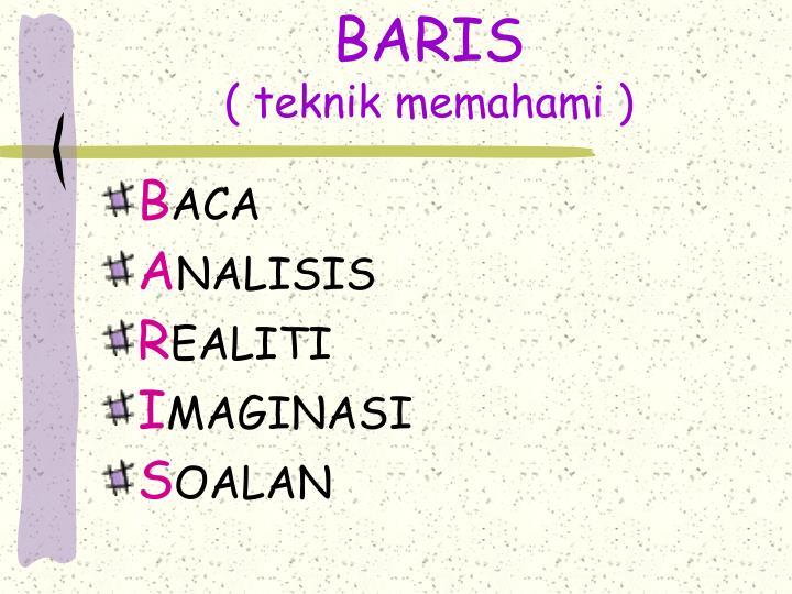BARIS