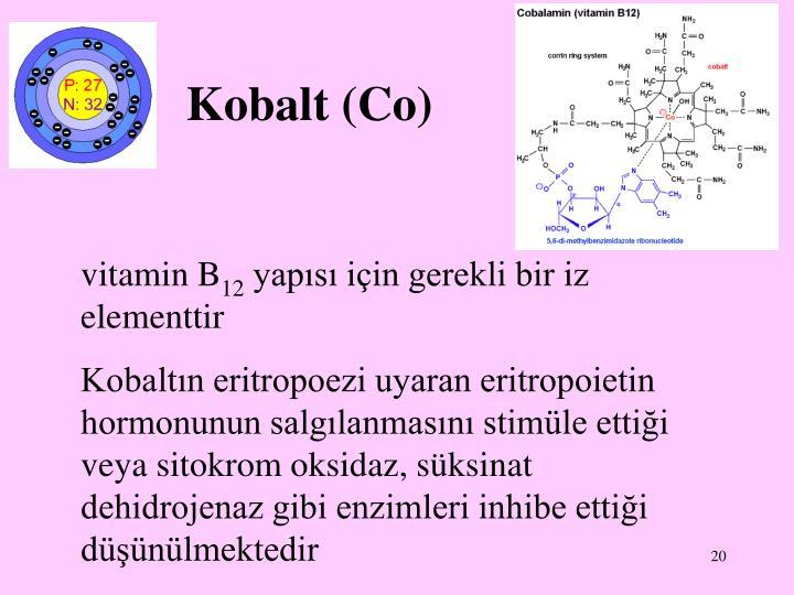 Kobalt (Co)