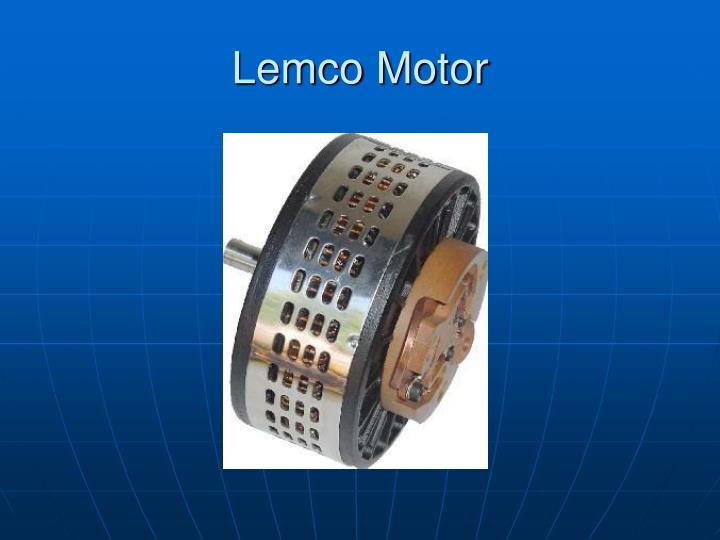Lemco Motor