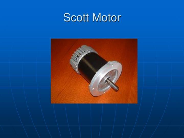 Scott Motor