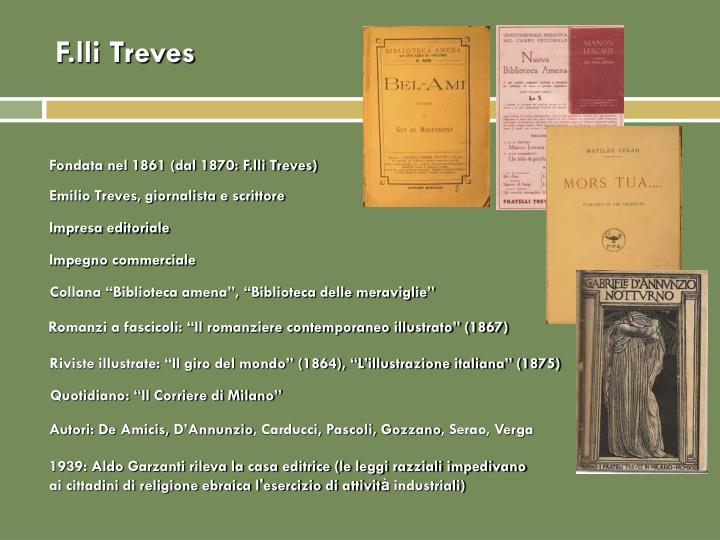 F.lli Treves