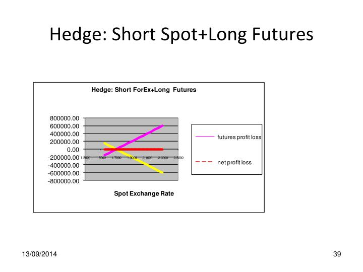 Hedge: Short Spot+Long Futures