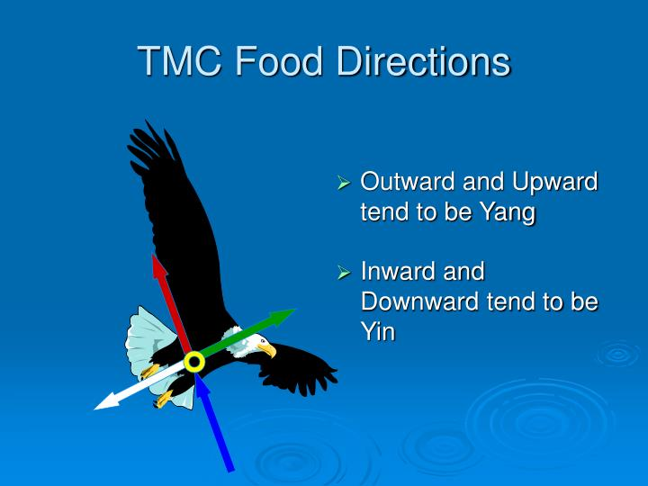 TMC Food Directions