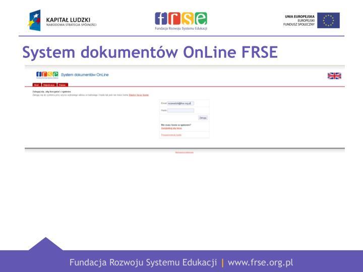 System dokumentów