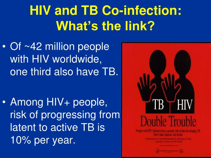 HIV and TB Co-infection: