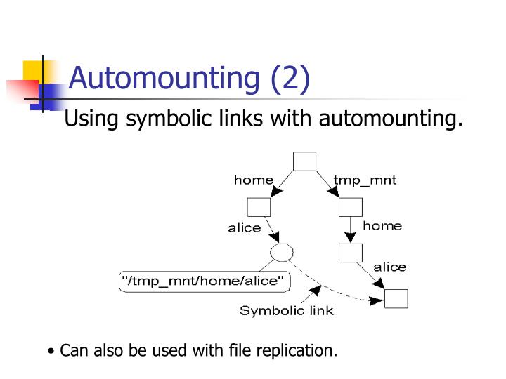 Automounting (2)