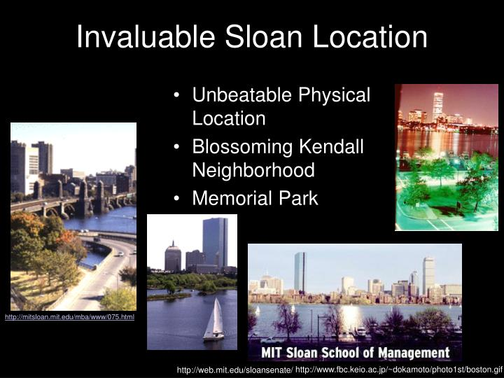 Invaluable Sloan Location