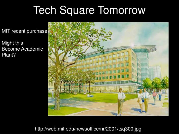Tech Square Tomorrow