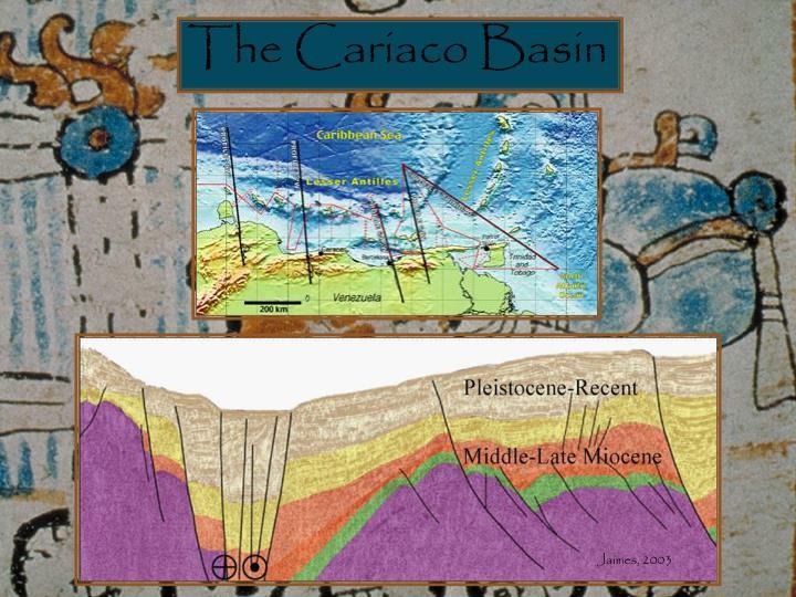 The Cariaco Basin