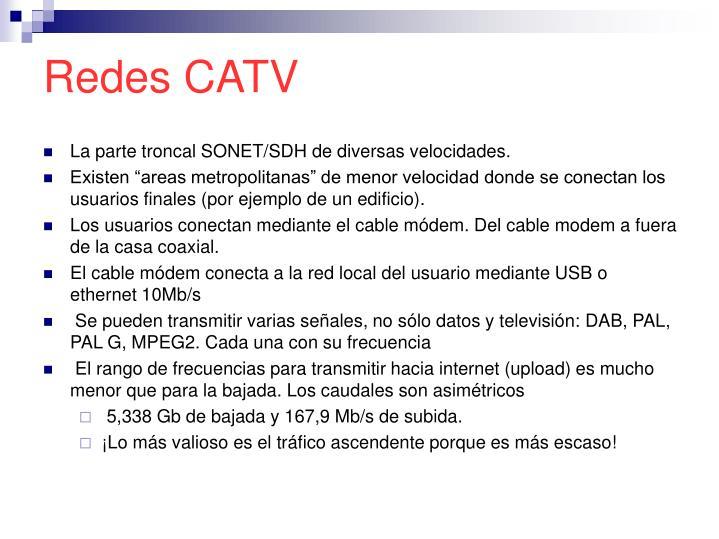 Redes CATV