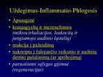 u degimas inflammatio phlogosis