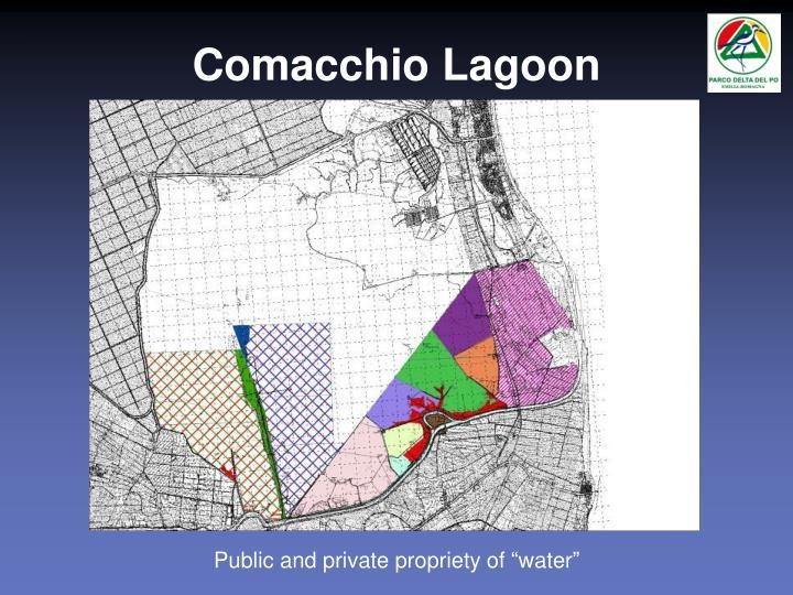 Comacchio Lagoon