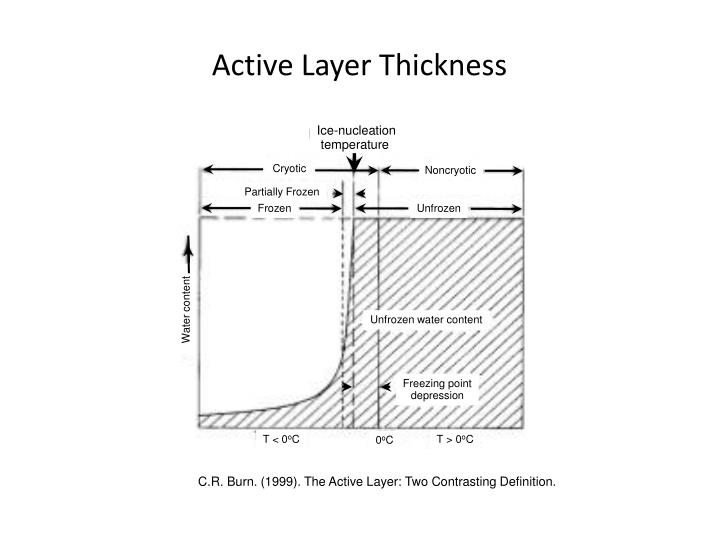 Active Layer Thickness
