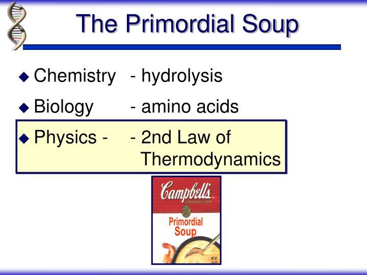 Chemistry - hydrolysis