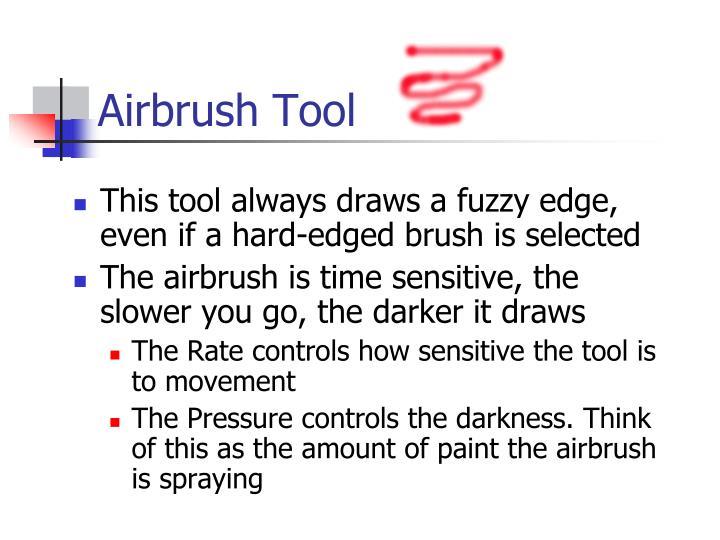 Airbrush Tool