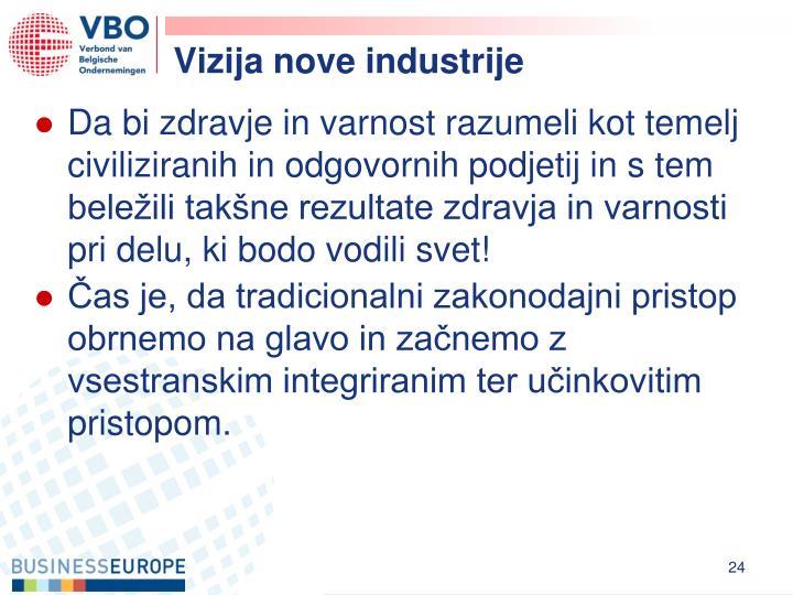 Vizija nove industrije