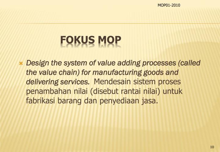 Fokus MOP