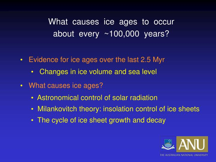 the little ice age essay