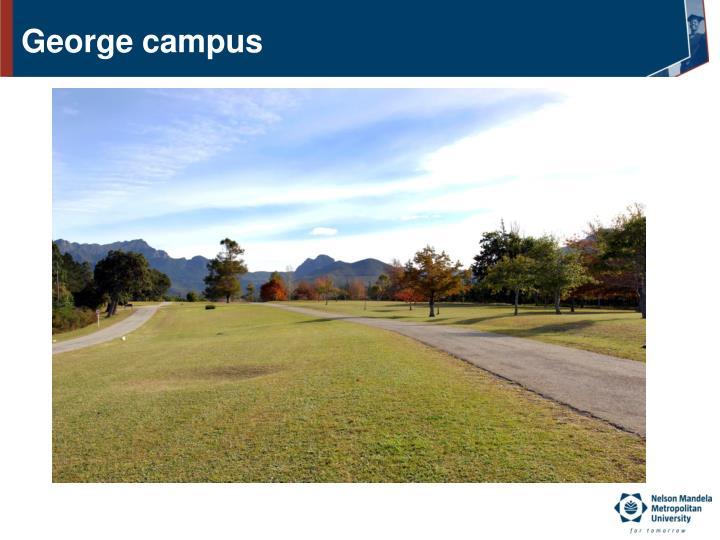 George campus